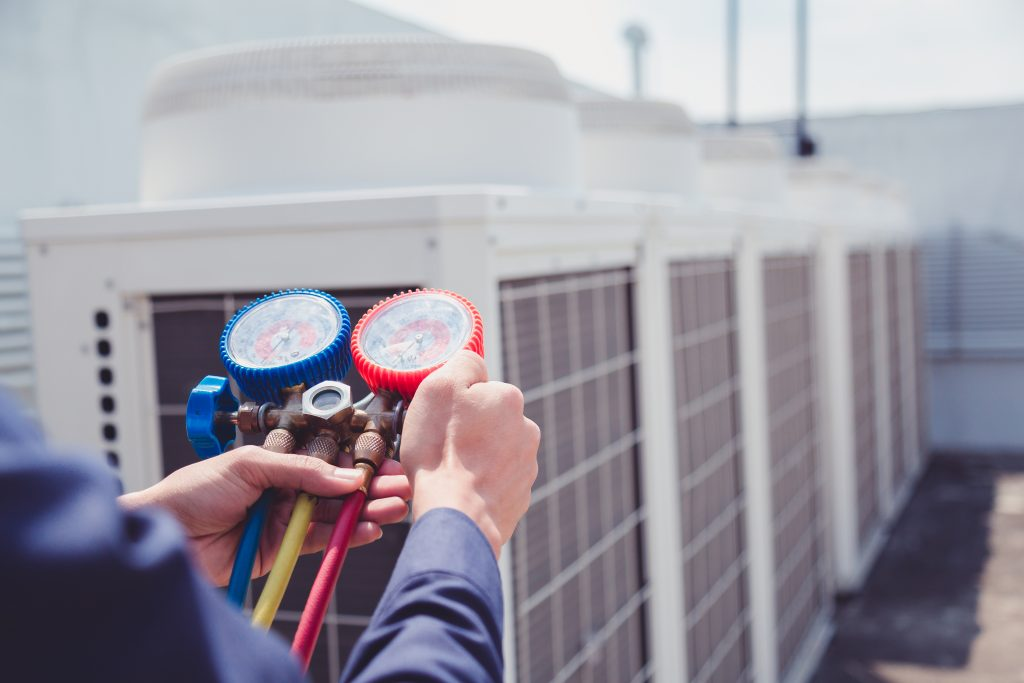 Conditioned Air HVAC Service
