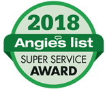 Angie's List, Super Service Award Recipient